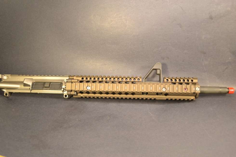 Ar15 Upper Receiver Build Rifleshooter Com