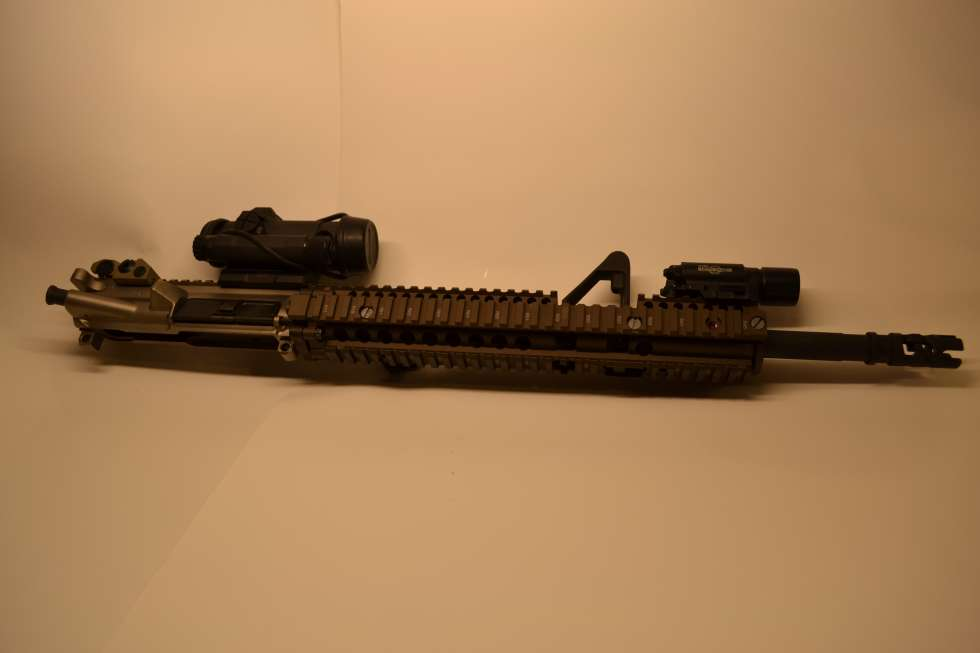 AR15 Upper Receiver Build