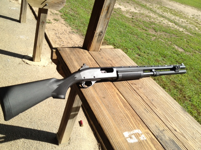 Remington 870 3-Gun Competition Shotgun Conversion
