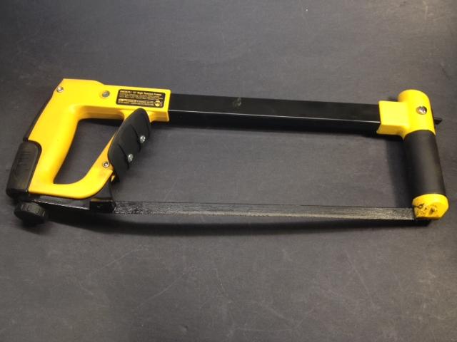 DeWalt DW3970 Hacksaw: A great gunsmith's hacksaw