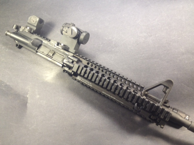 AR15/ M4 Upper Receiver Build