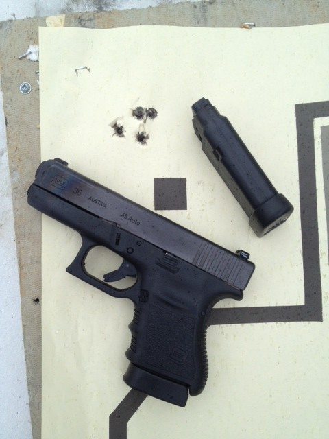 Glock 36 Review