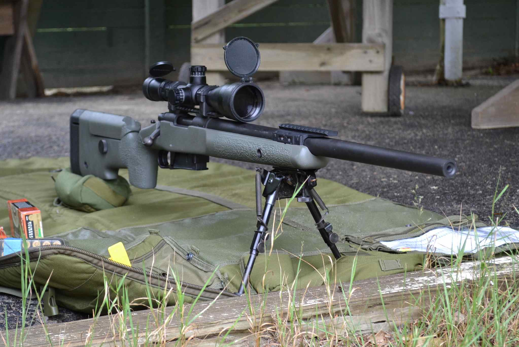 Building a Custom Remington 700 .308 Tactical Rifle
