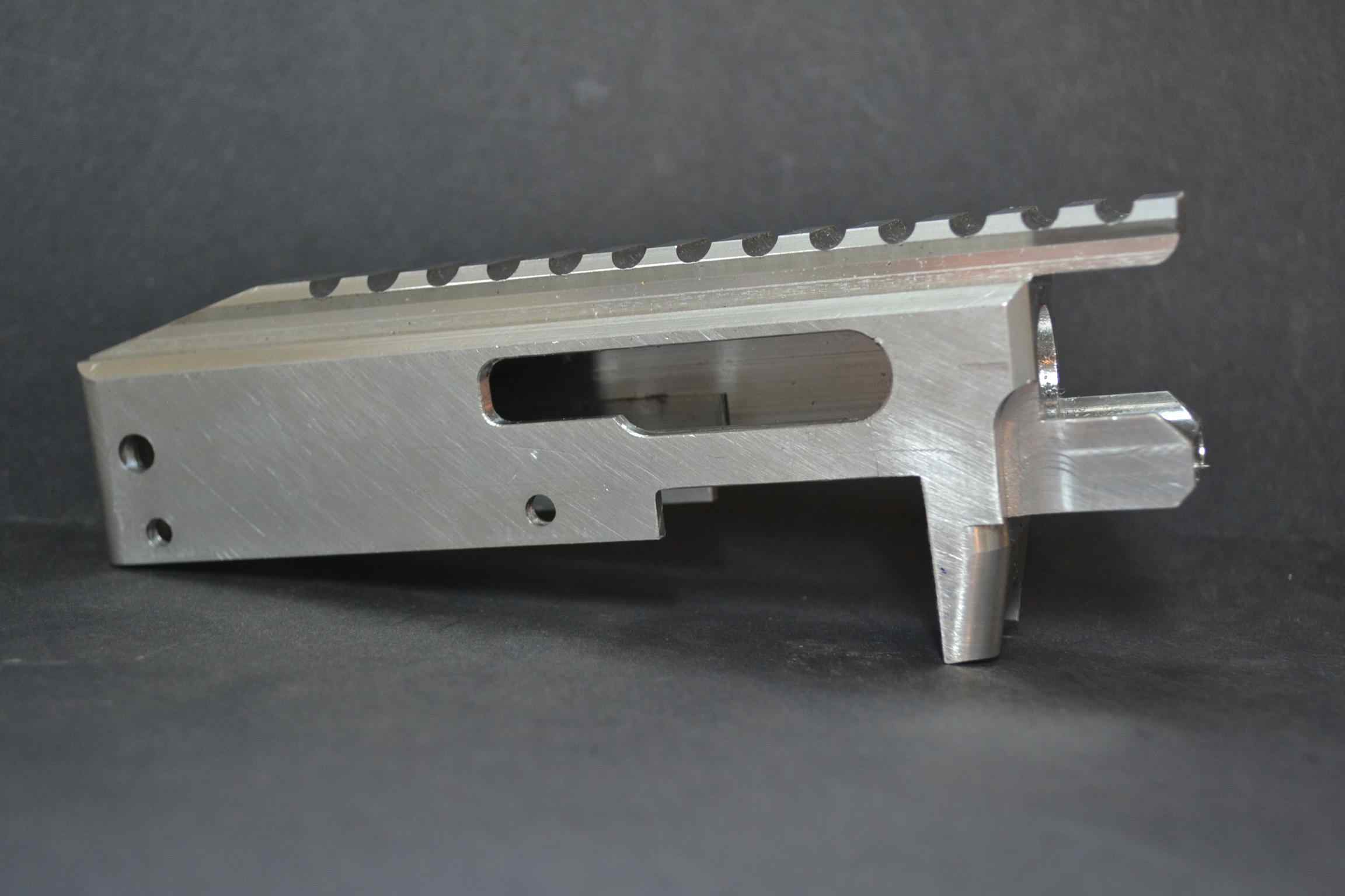 Completing an 80% 10/22 Select Fire LLC RAZOR Semiautomatic Receiver