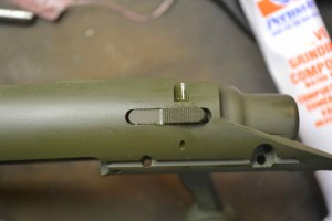 External bolt stop on M700