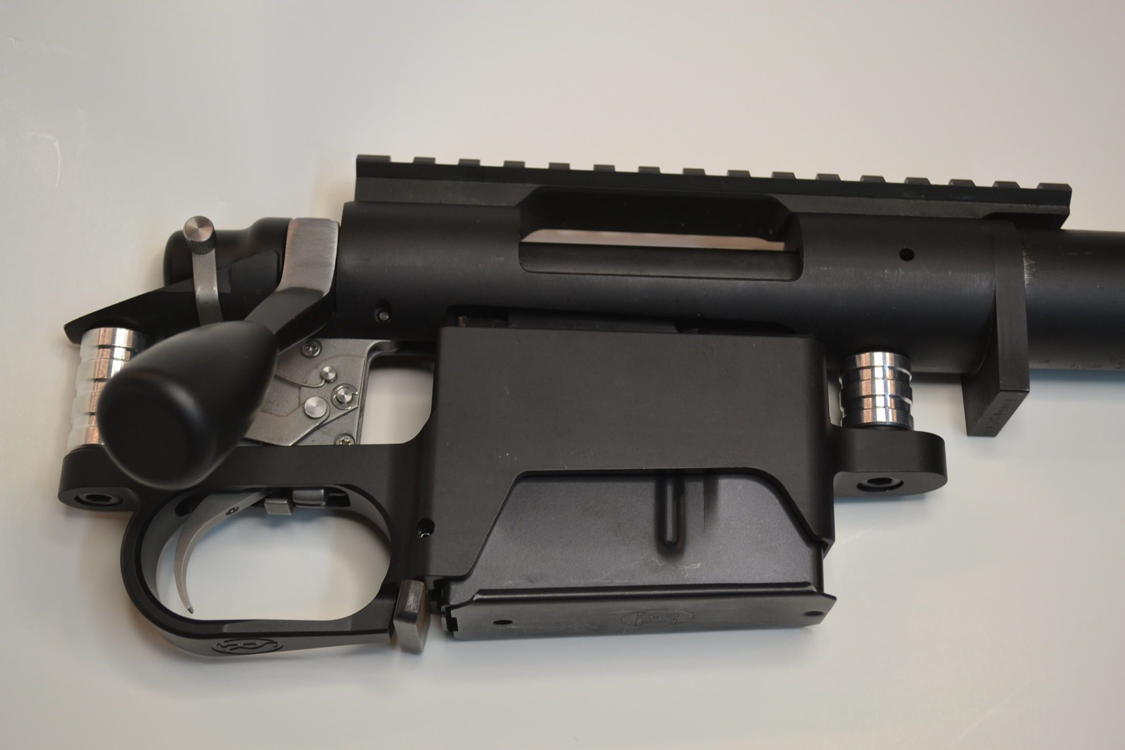 Add a detachable magazine to your Remington 700 by installing Surgeon bottom metal