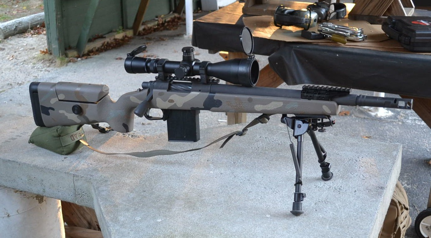 Super Short Precision Rifles: Is there such thing as a 16.5″ .308 Tactical Bolt Action Rifle?
