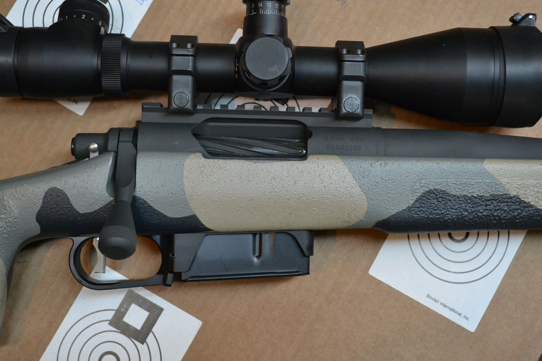 Building a custom 260 Remington precision rifle