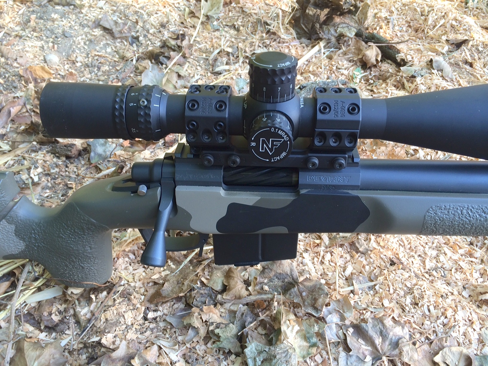 Building a Custom Precision Rifle: Deviant 6.5×47 Lapua