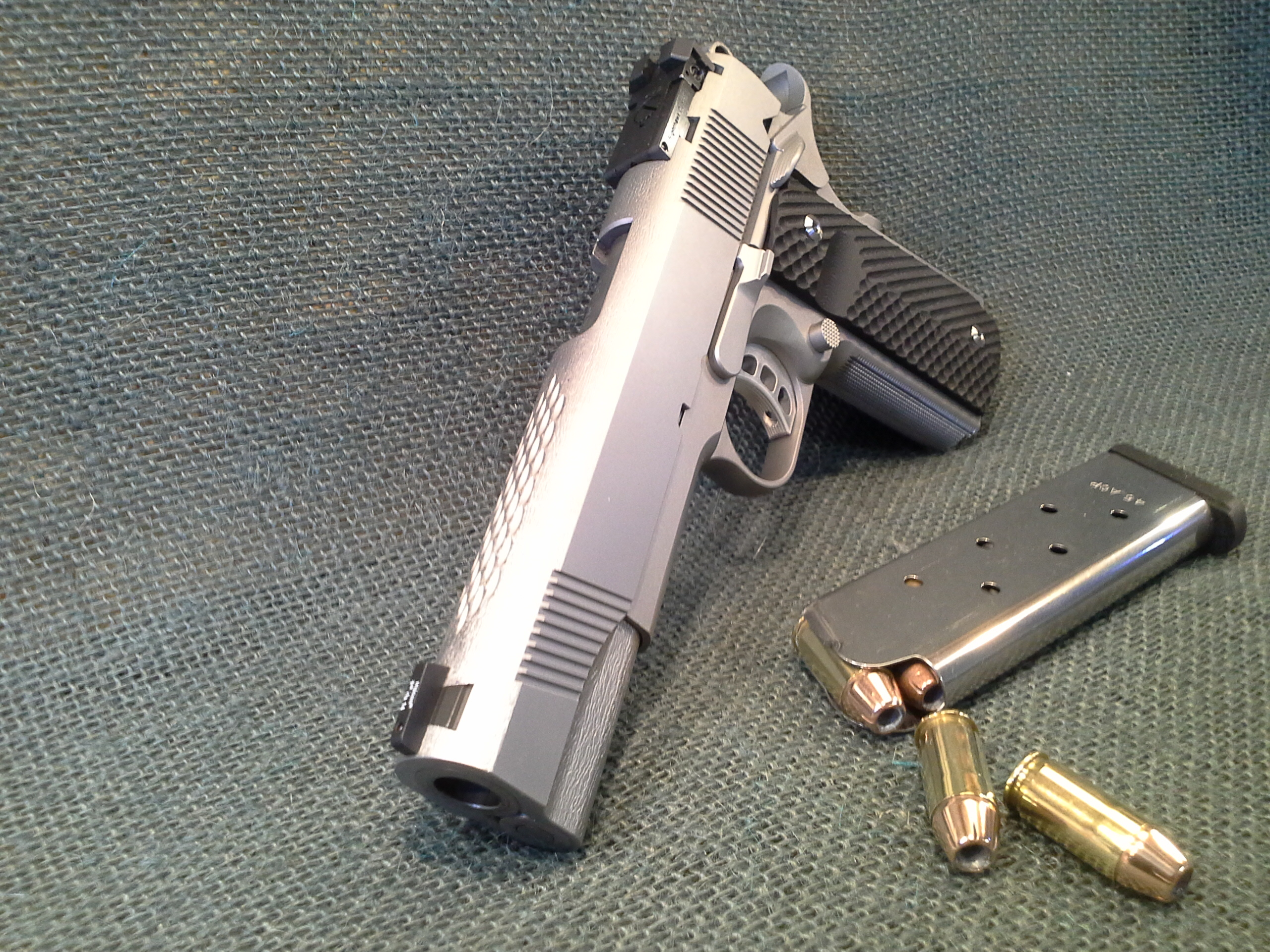 Bob Marvel Custom 1911 Classes