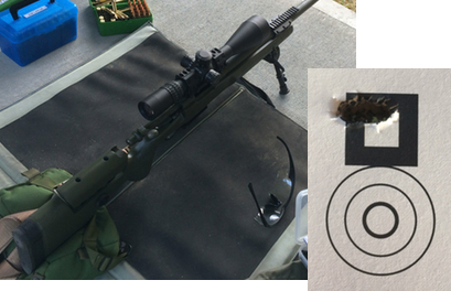 Troubleshooting a .308 rifle