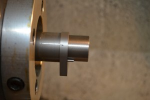 "The recoil lug has a larger inside diameter (1.080"") than the required threads (1.062""x18)."