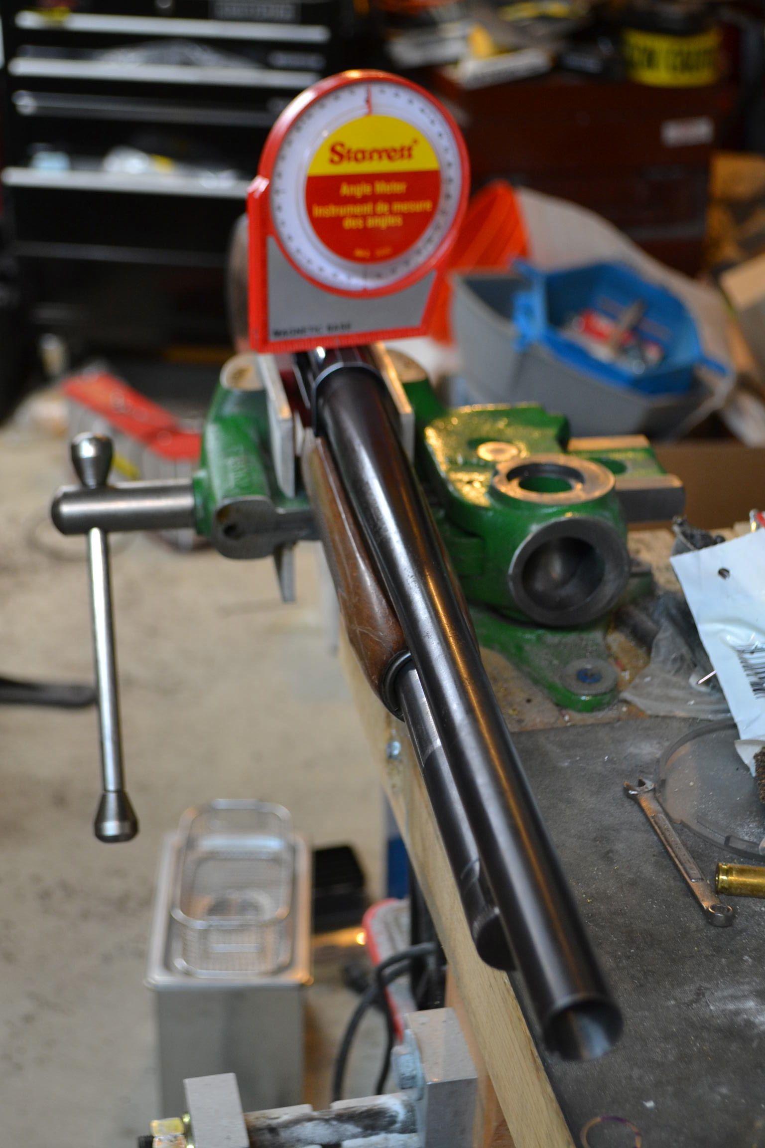 Mossberg Bead Sight Install