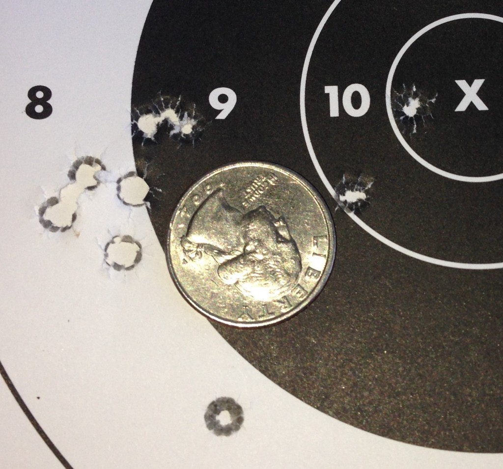 300 yard 77 SMK group 10 rounds