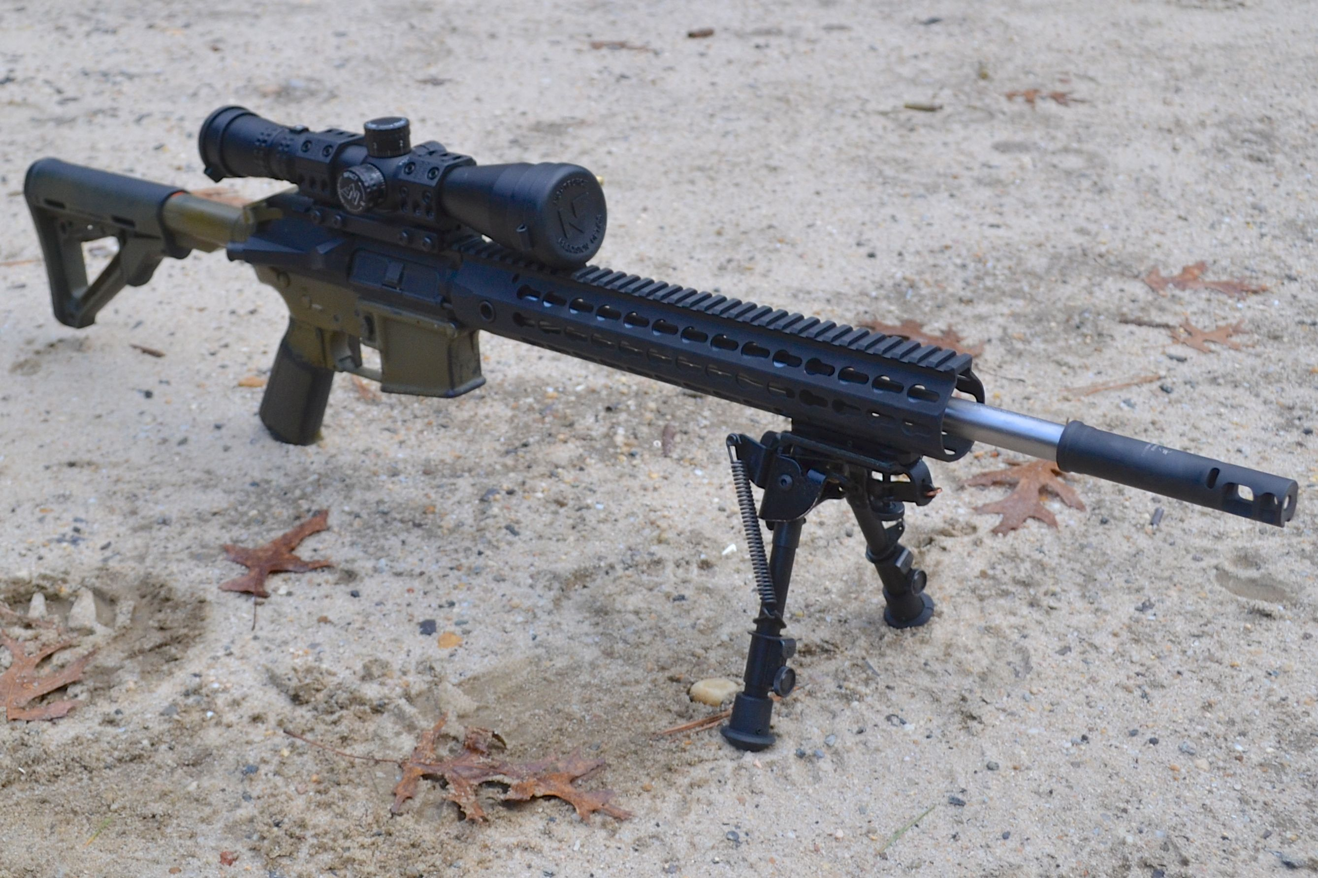 6.5 Grendel Review: 18″ Special Purpose Rifle