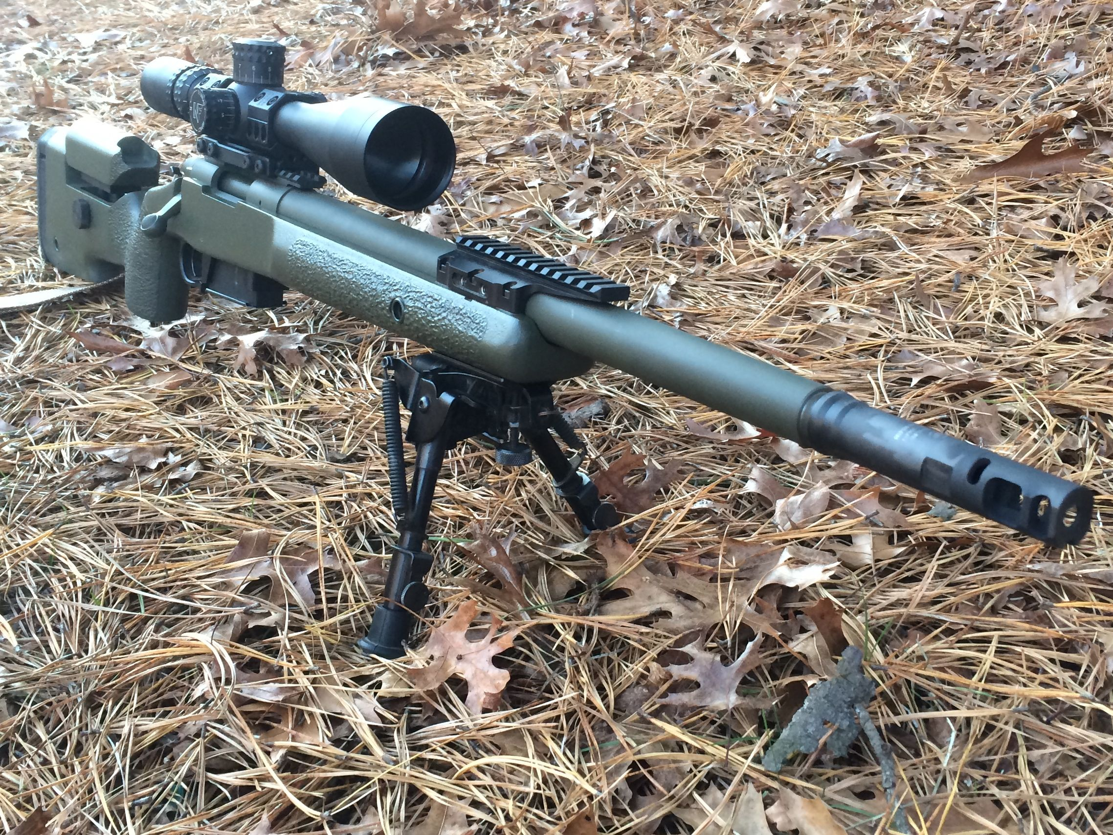 308 Winchester Load Development: 175-grain Sierra Matchking and Varget