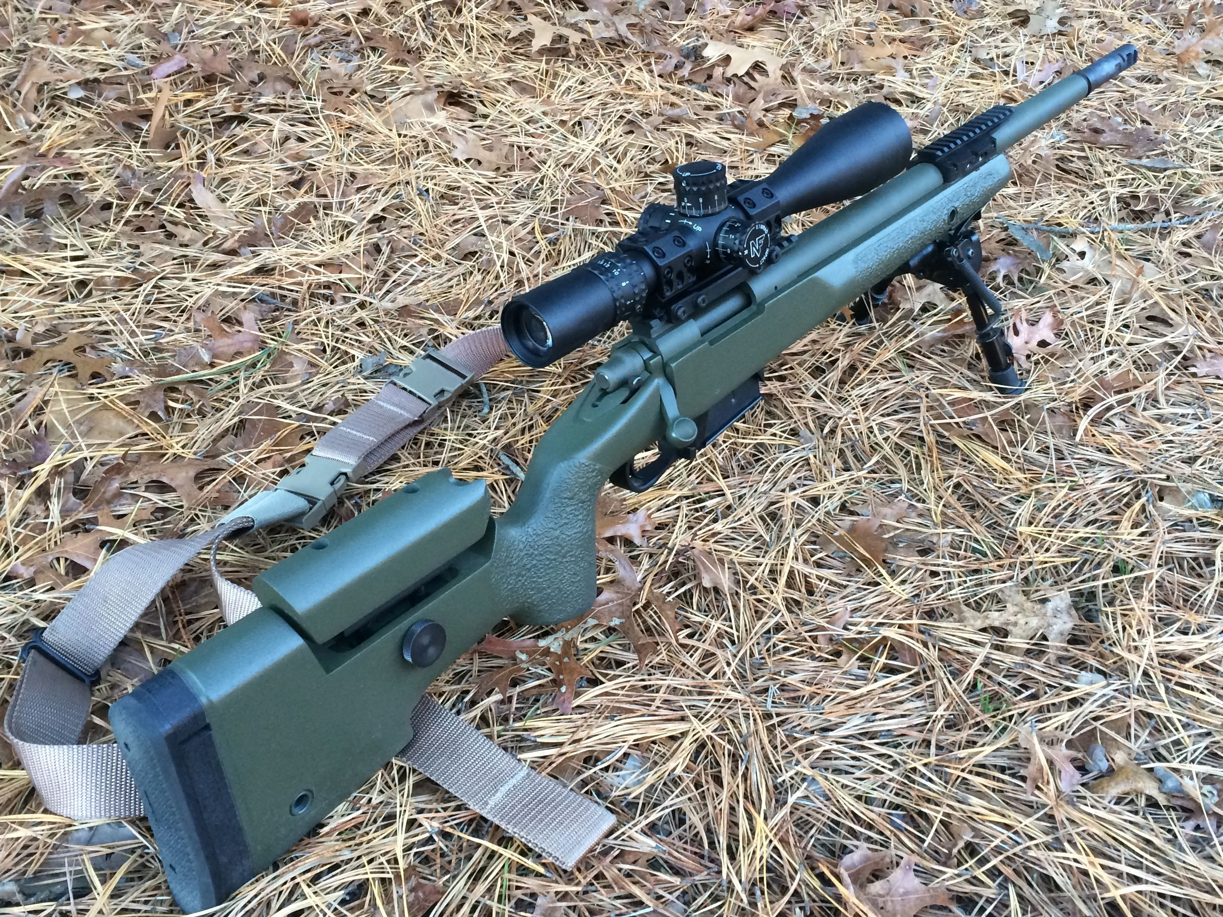 308 Winchester Load Development: 175-grain Sierra Matchking and Varget – rifleshooter.com