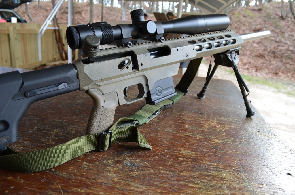 TAC21 223 with shilen #7 right side
