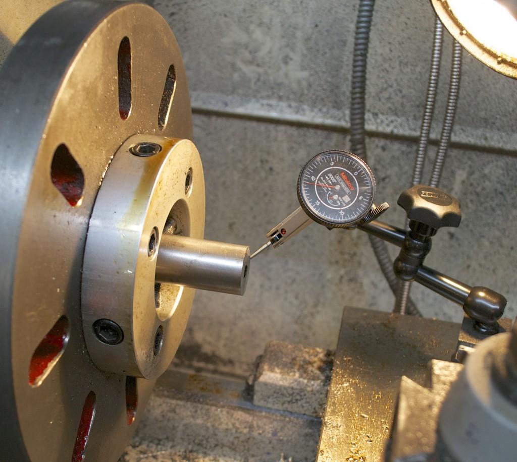 19 dial in muzzle edge