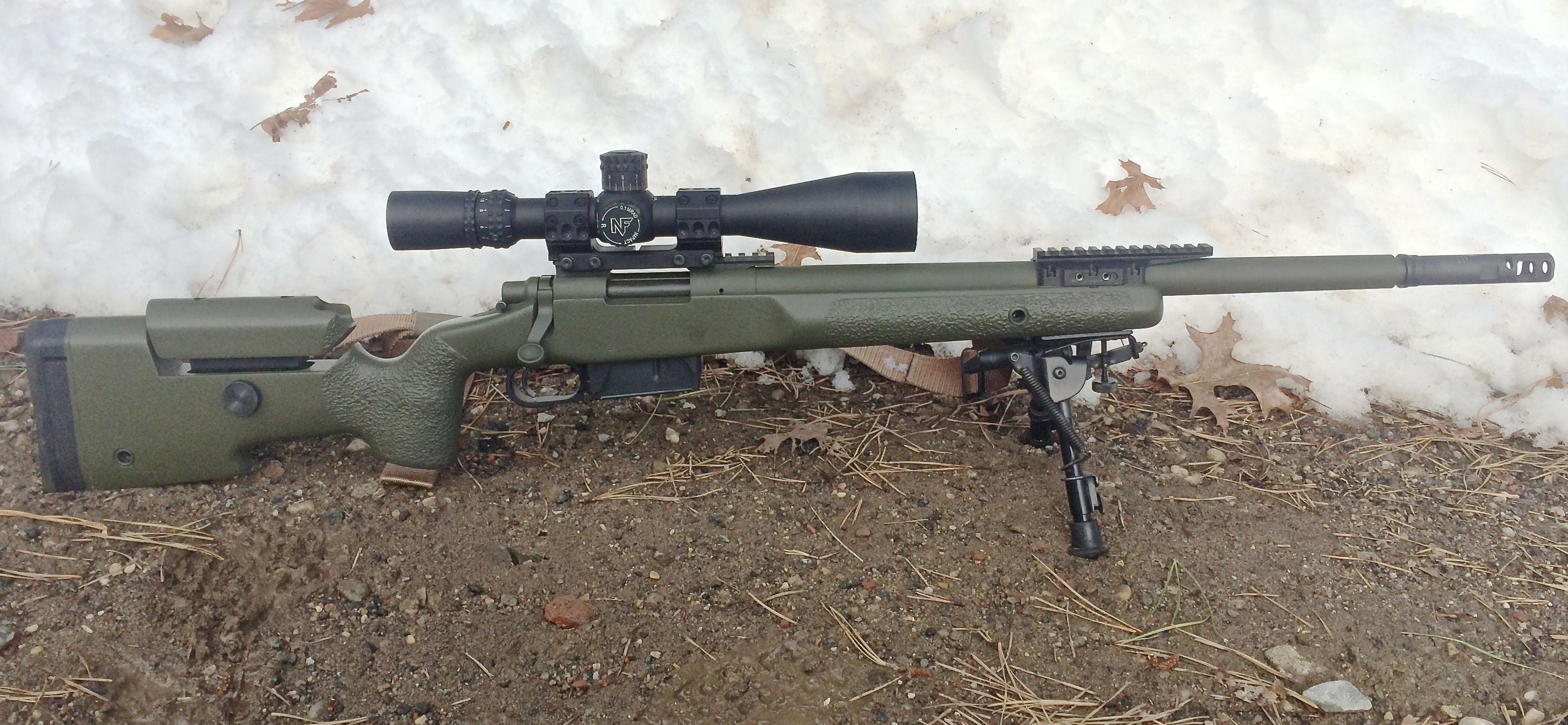 308 Winchester 175 Sierra MatchKing Ladder Test with Varget and IMR 4064 – rifleshooter.com