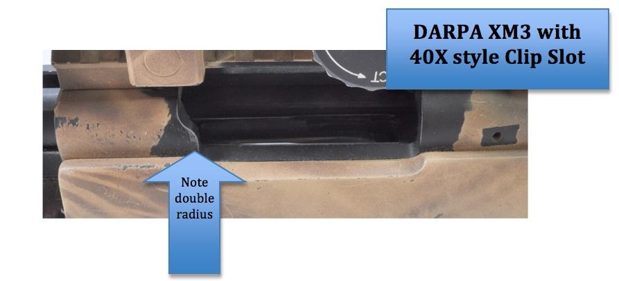 DARPA XM3 lug slot