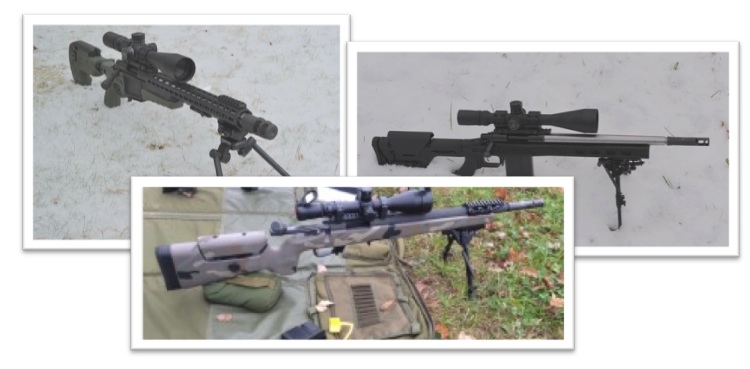 Short and Loud: The 16 inch 308 Win Precision Rifle
