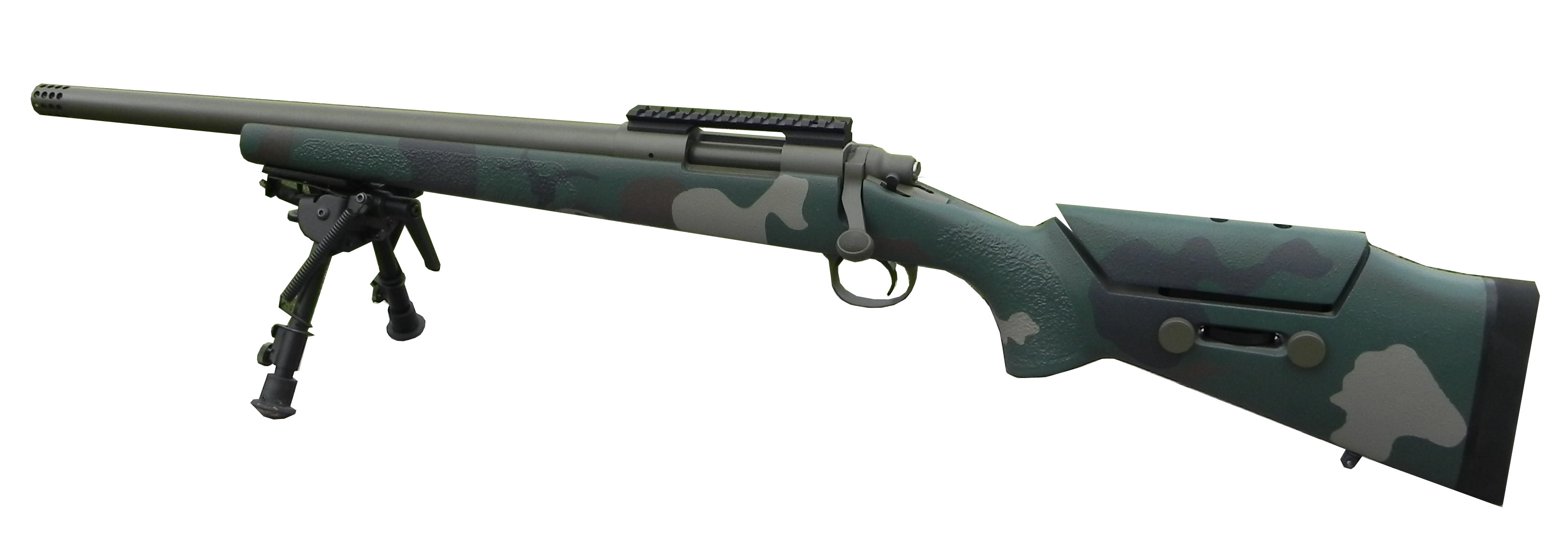Remington 700 tactical stock options
