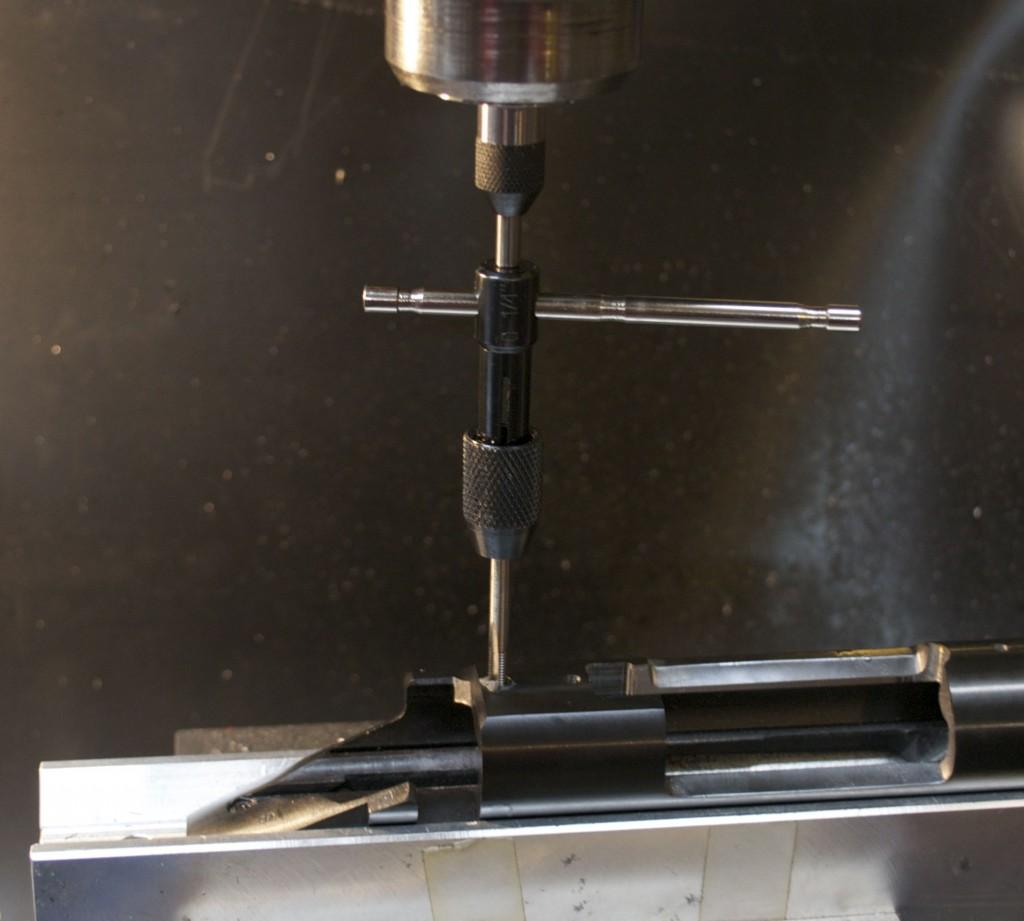 m40A3 a5 lug slot 8 40 tap