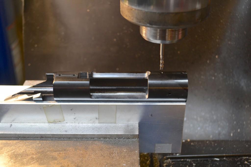 m40A3 a5 lug slot drilling holes