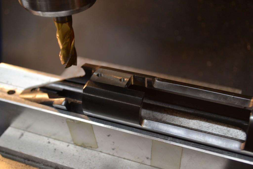 m40A3 a5 lug slot milling bridge