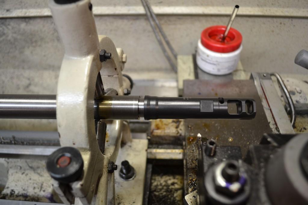 29 test fit brake