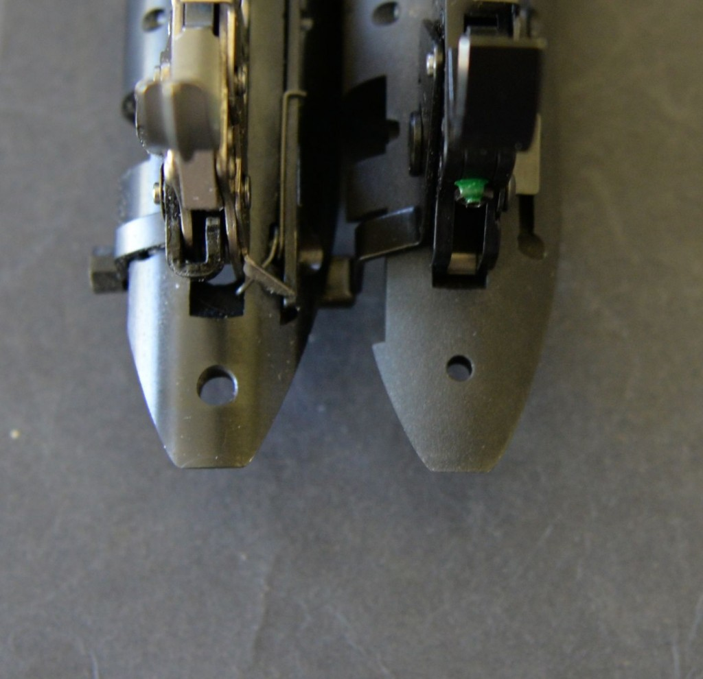 rear action screw rem seven and 700
