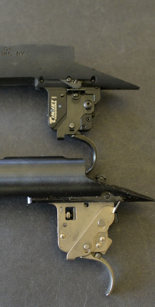 rem seven and 700 triggers and bolt stop