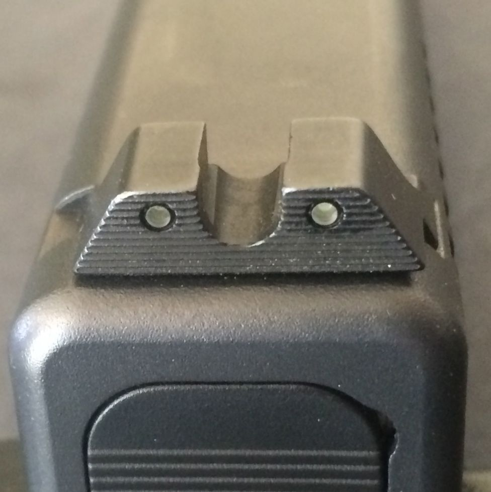 trijicon HD rear sight back view