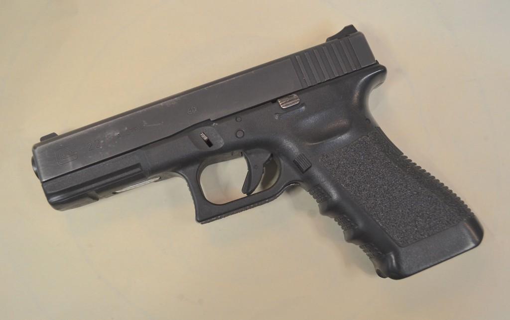 Glock 22 for RMR