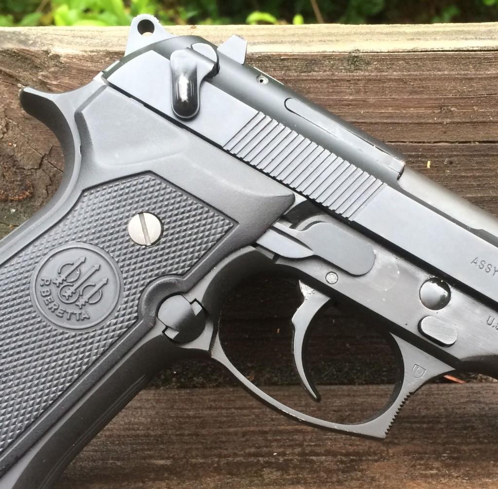 M9 close up