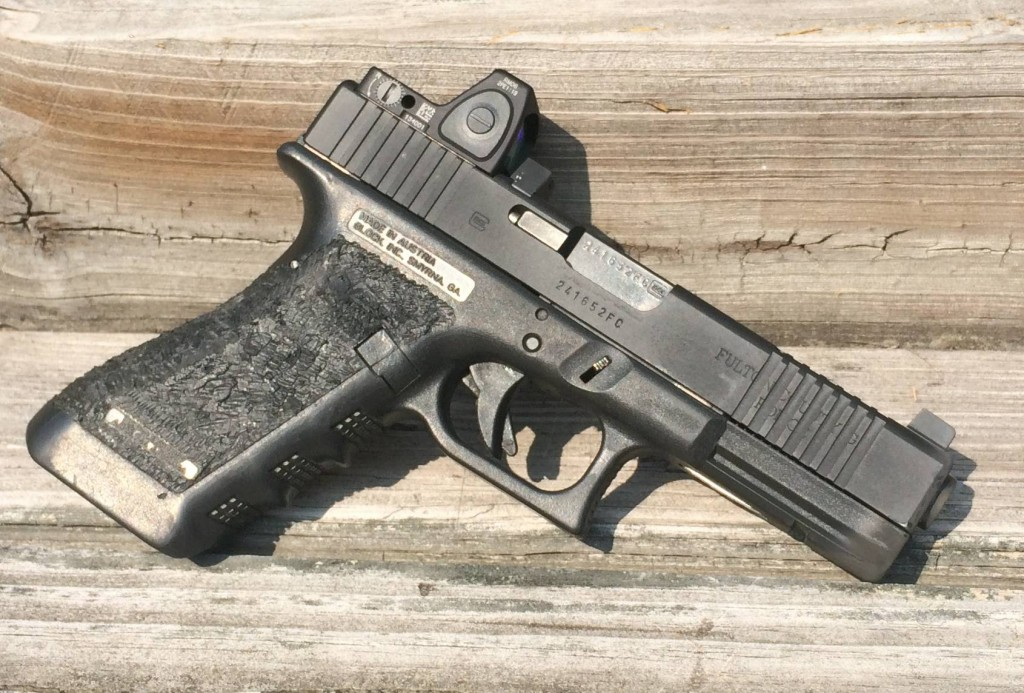 file glock 22 rmr