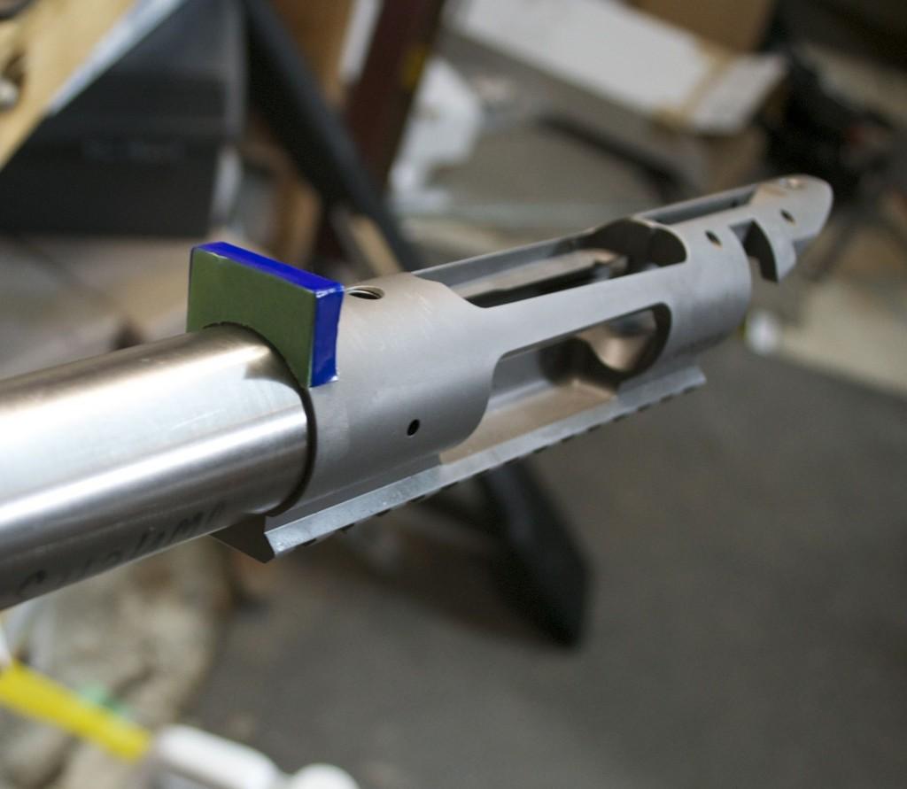 tape surgeon recoil lug #2