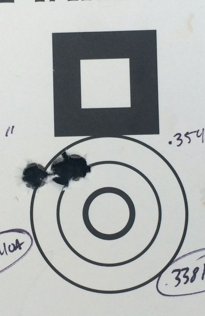 6.5 creedmoor 123 SMK 39.2 grains varget 2854 sd 14.5