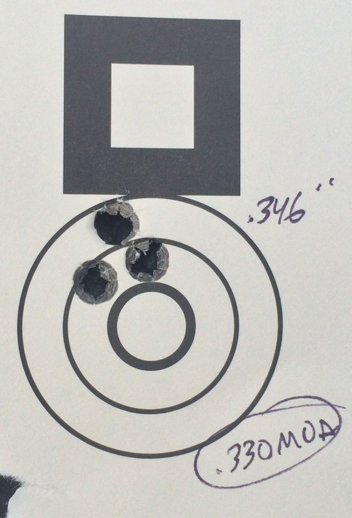 6.5 creedmoor 123 smk 39.8 grains of varget 2887 sd 7.6