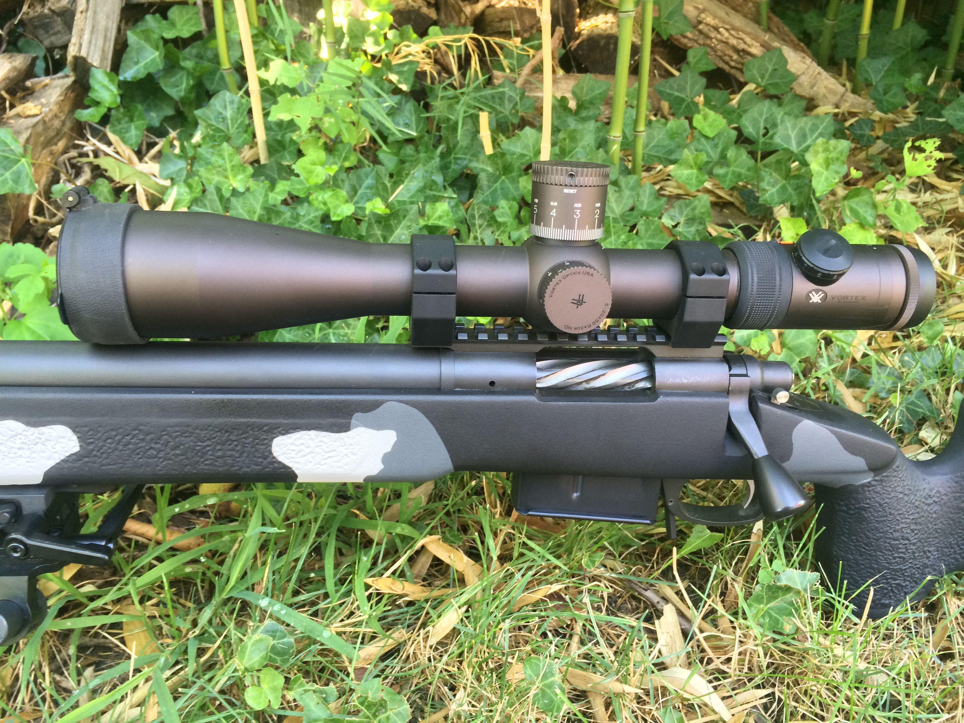 Custom Left Hand Remington 700 In 308 Winchester Precision