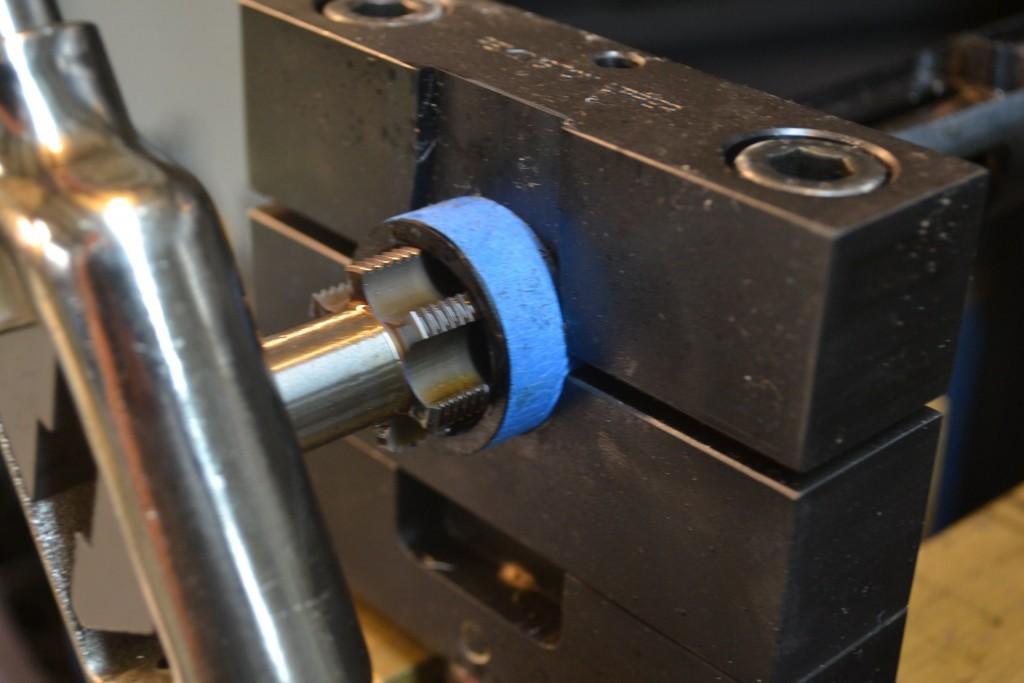 manson receiver tap