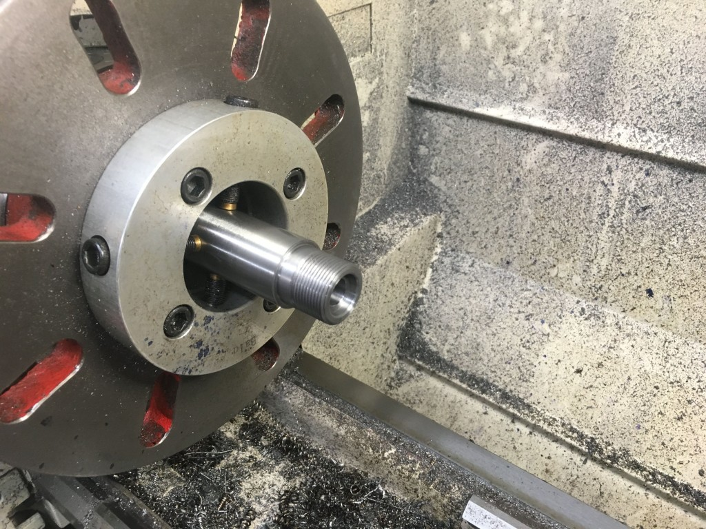 radius on chamber and bolt nose recess