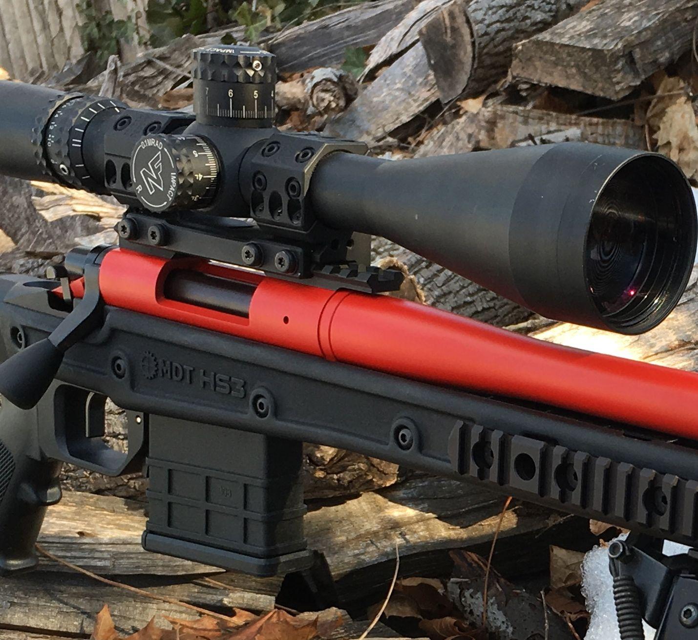 Cerakote Usmc Red H 167 Rifle Rifleshooter Com
