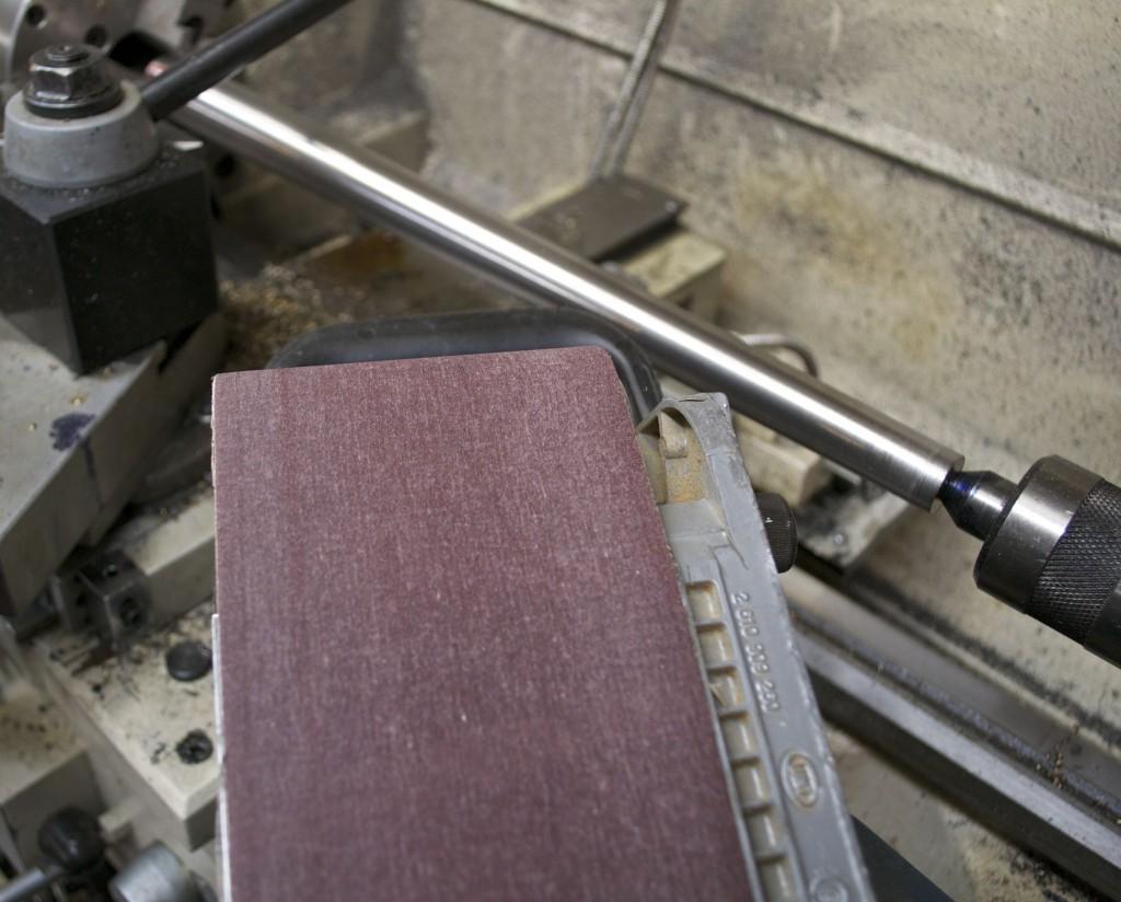 sander for removing marks Rem 7 300 BLK