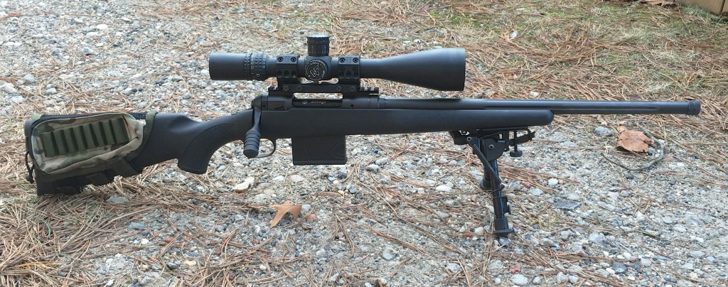 Savage 10 FCP-SR 1