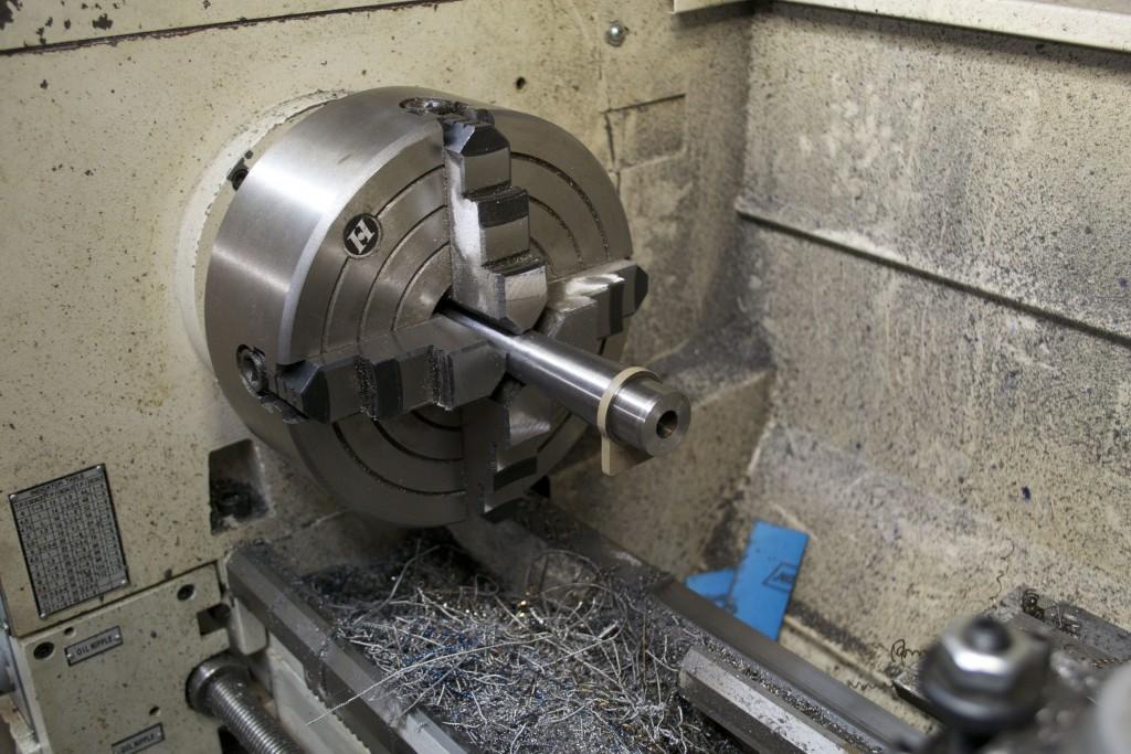 cutting tenon bolt pistol