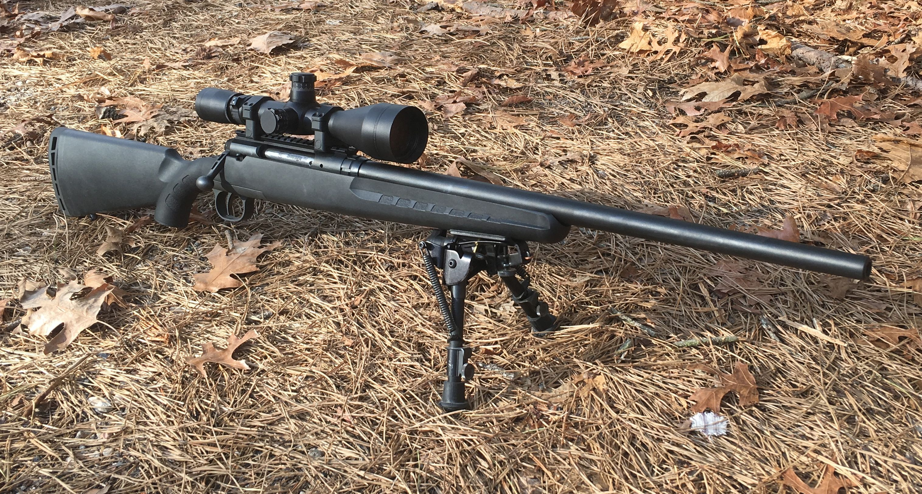 Savage Axis HB Review: Sub MOA for sub $300 ...