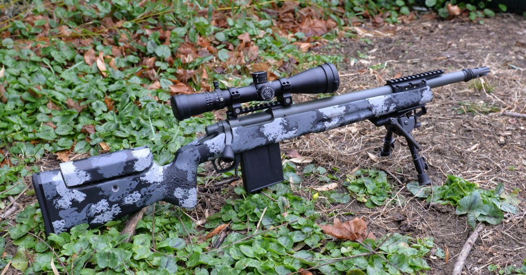 custom 300 BLK model seven 1
