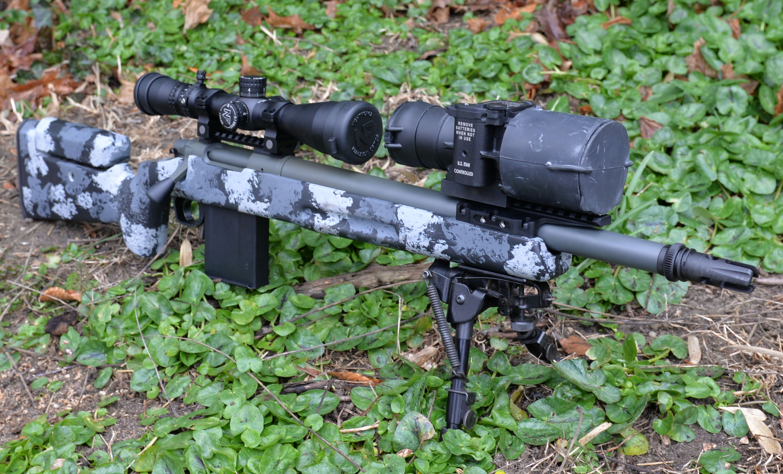 custom 300 BLK model seven 13
